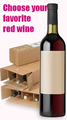 Red wine mixed cases